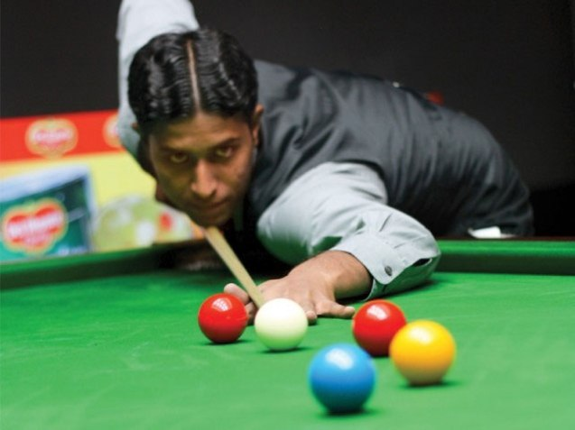 Asif was unbeaten in the tournament