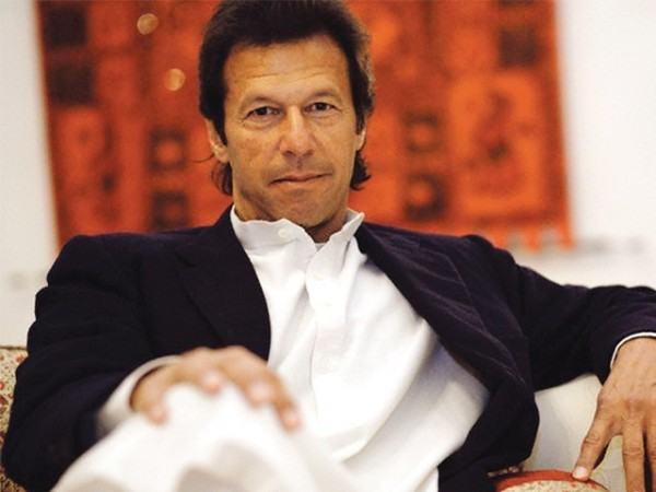 Imran Khan sweeped the polls by securing 87.78% of the votes